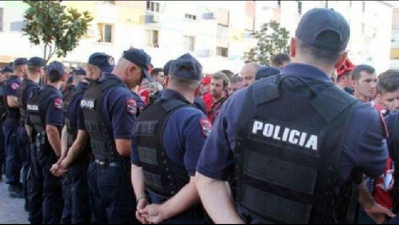 Policia publikon masat e sigurisë për nesër në Shkodër,