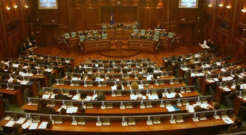 BE dhe SHBA, Kuvendit të Kosovës: Miratoni me procedurë të