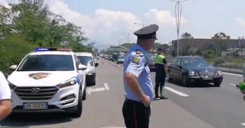 Policia zbret në terren dhe vendos 34 masa administrative gjatë 24