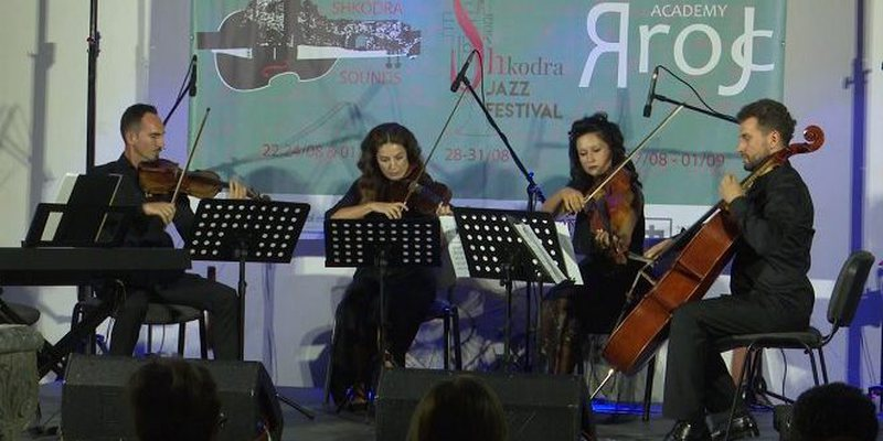 """Florian Jakaj: """"Shkodra Jazz Festival"""", një familje e madhe"""