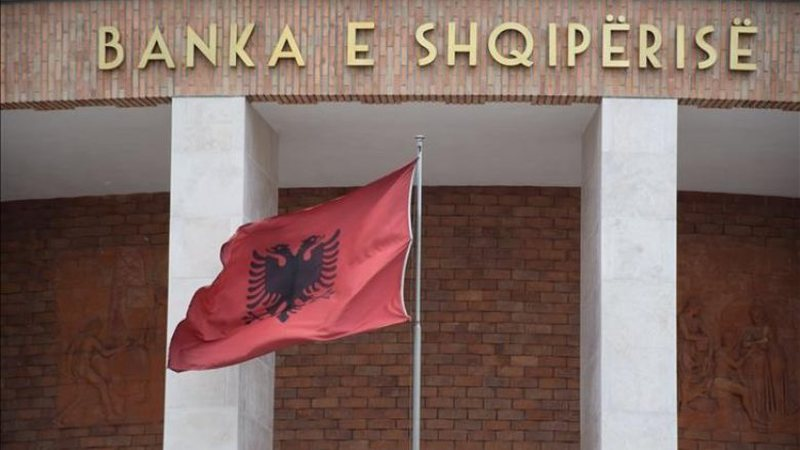 Emërohet zv.guvernatori i Bankës së Shqipërisë