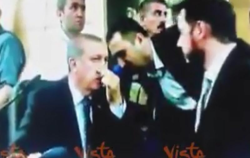 Momenti kur Erdogan mëson për grushtin e shtetit (VIDEO)