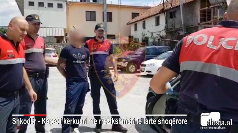 Kërkohej nga Policia për një vrasje në Fushë-