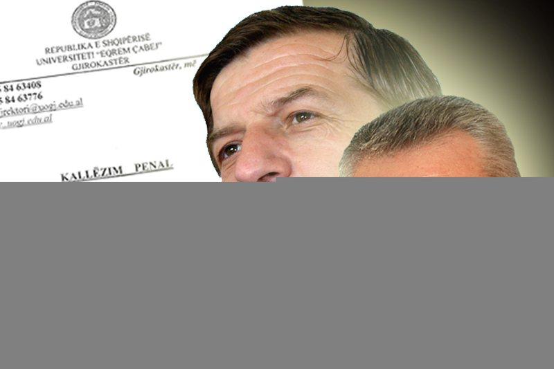 Prokuroria pushon çështjen penale ndaj rektorit të