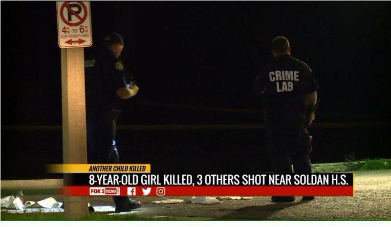 Një tjetër sulm me armë në SHBA, vritet një vajzë