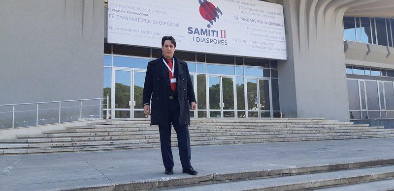 """Bashkim Shala: Shoqata """"Atdheu"""" promovuese e vlerave shqiptare"""