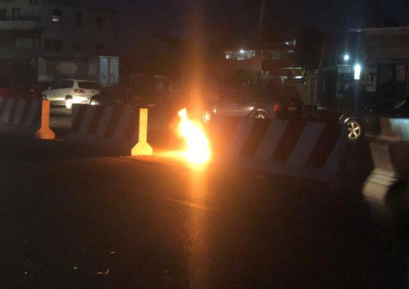 Plas tek 'Unaza e Re', protestuesit bllokojnë rrugën dhe