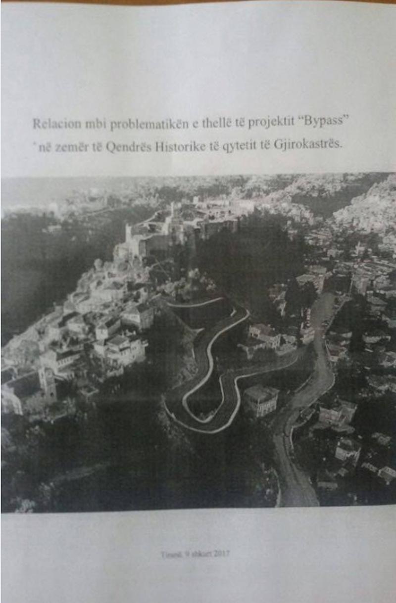 """Akademikë e arkitektë kundër """"Bypass""""-it në"""
