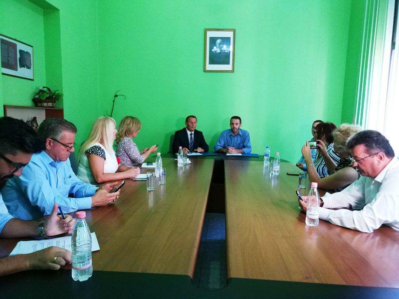 Arkivi, aktivitete të përbashkëta me shoqatën shqiptare