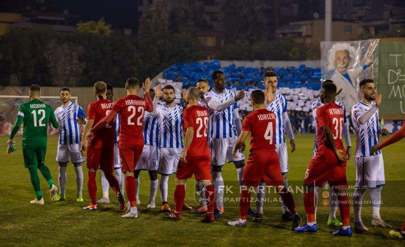 Zyrtare/ Vendoset ku do të luhet derbi i kryeqytetit Partizani -Tirana