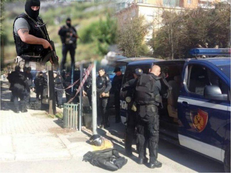 'Blindohet' jugu/ Shkatërrohet grupi kriminal, arrestohen 7