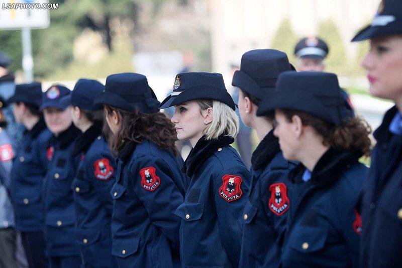Rrugëtimi i një femre në radhët e policisë, sfidat dhe
