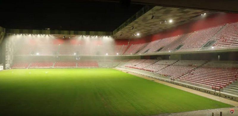 Stadiumin e ri nuk e inaguron Franca, zbuloni kush do të jetë ndeshja