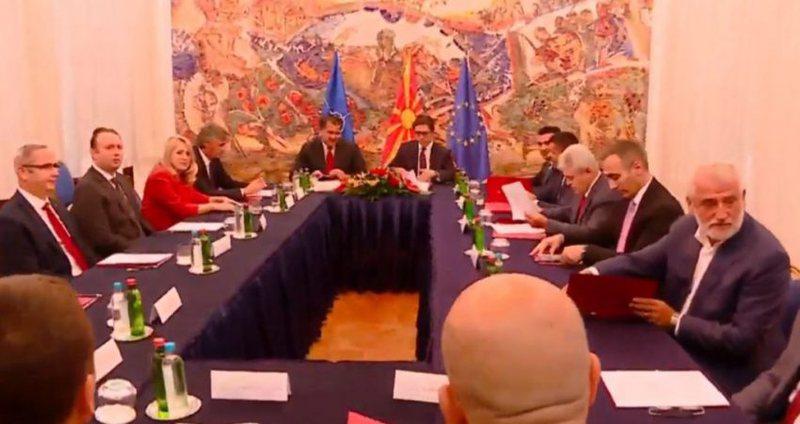 Caktohet data e zgjedhjeve të parakohshme në Maqedoninë e Veriut,