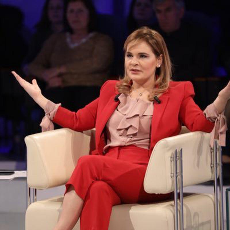 """Do t'i gjykojë Zoti!"", Monika Kryemadhi komenton"