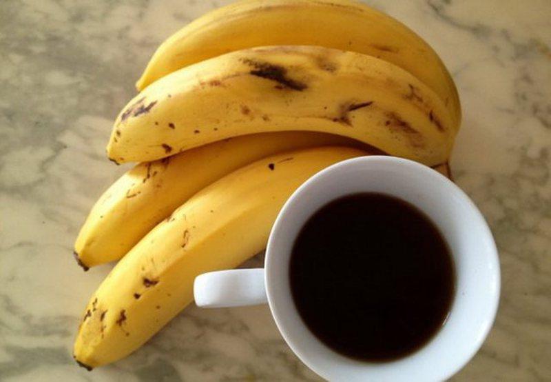 Pini një gotë çaji me banane dhe do të befasoheni nga ajo