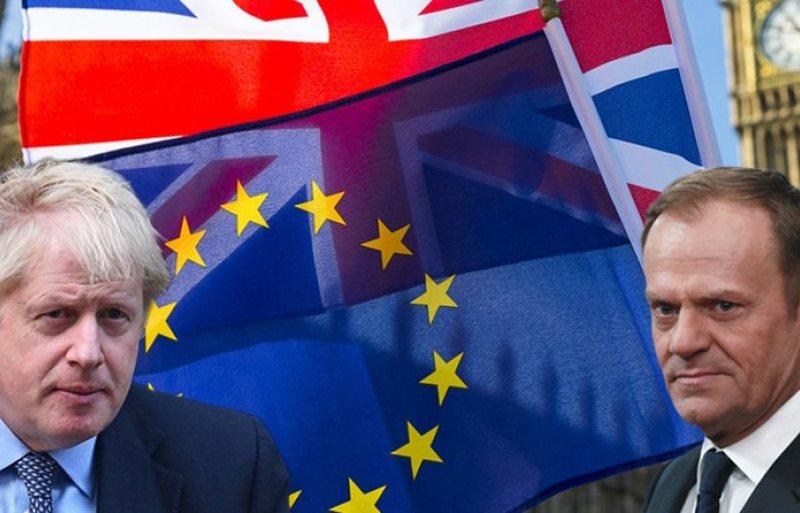 Johnson i kërkon BE shtyrjen e Brexit