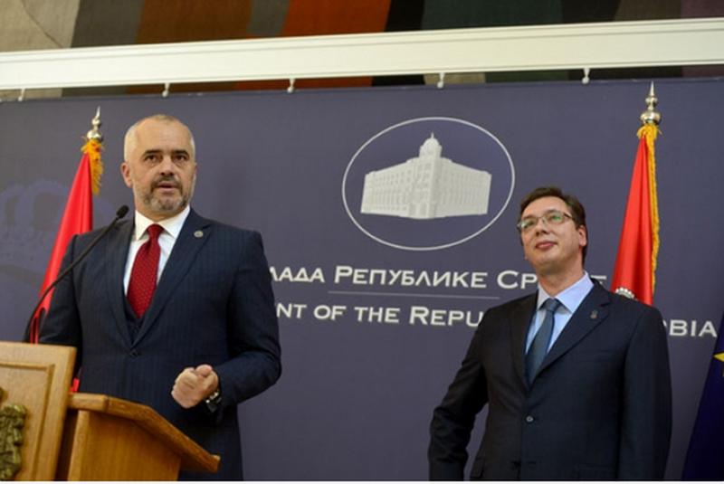 Rama-Vuçiç do të vihen sërish përballë