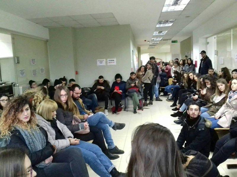 Protesta e studentëve, ndryshon sot strategjia