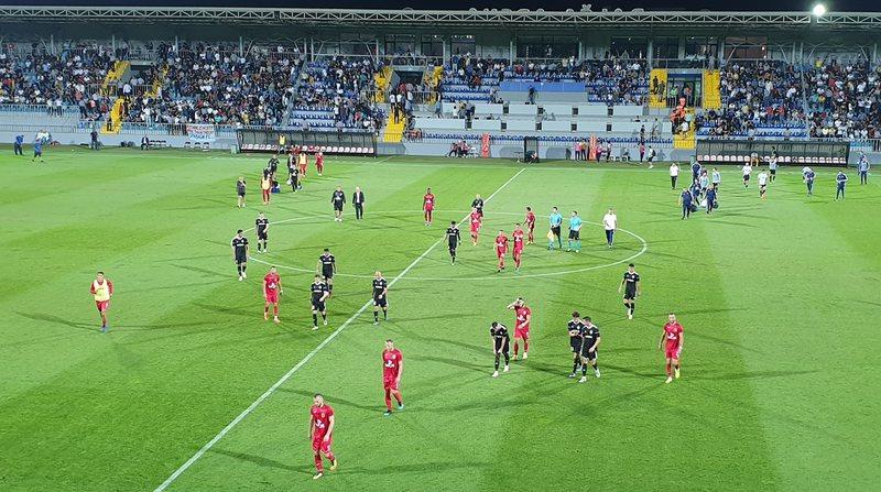 """Partizani nuk ia del, mposhtet 2-0 nga Karabagu, """"zbret"""" në"""