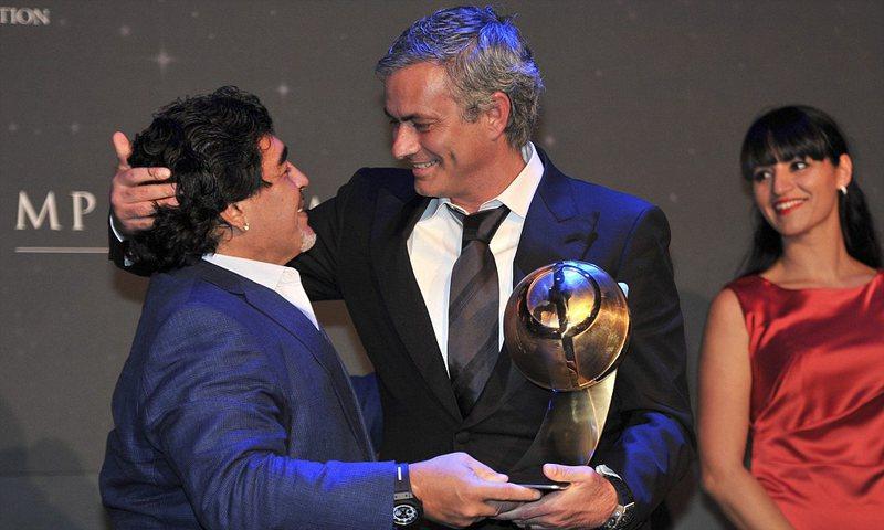 """Maradona sulmon Guardiolën: """"Tiki-taka"""" nuk është"""