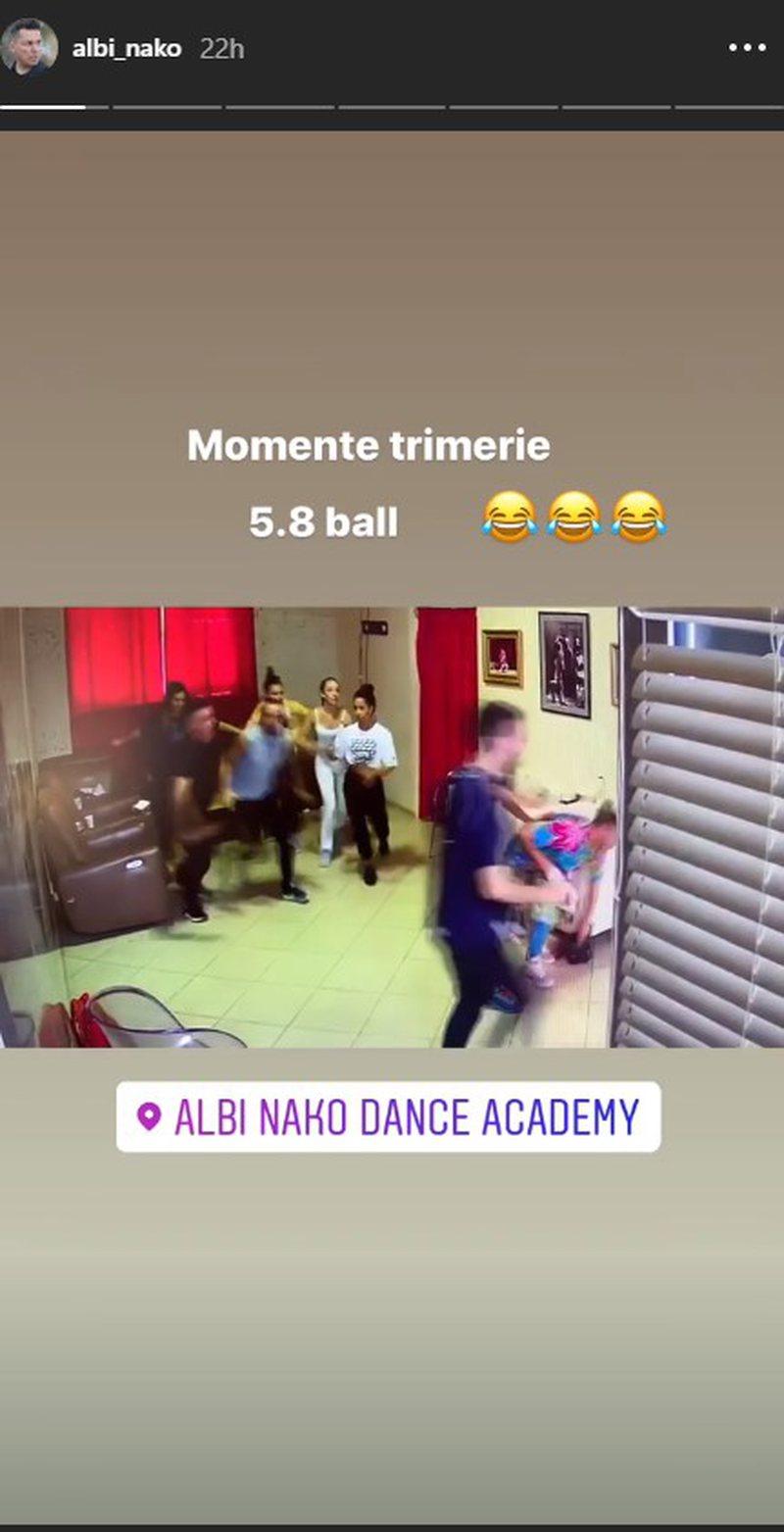 'Momente trimërie', Albi Nako tregon reagimin e balerinëve