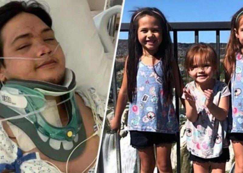 Tragjike / U zgjua në spital, i riu merr vesh që ishte paralizuar dhe