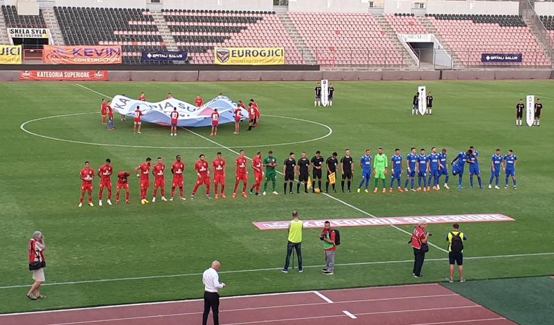 Kukësi hakmerret ndaj Partizanit, fiton 1-0 në një duel që i