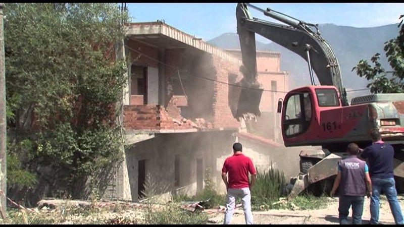 ATP nis kompensimin e pronave të prekura nga ndërtimet informale, ja