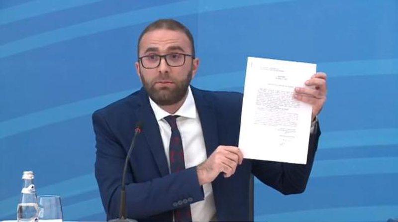 PD vijon akuzat, publikon dokumentin e Gjykatës së Janinës