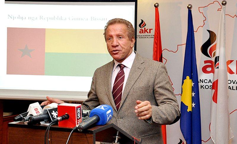 Pacolli: Nga nesër Kosova do të jetë anëtare e INTERPOL
