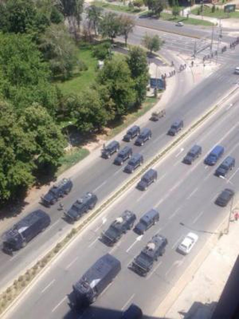 Ja Shkupi para protestës