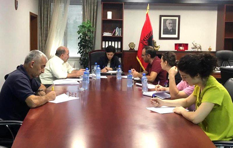 Situata në burgje pas tërmeteve, ministrja Gjonaj bën njoftimin e