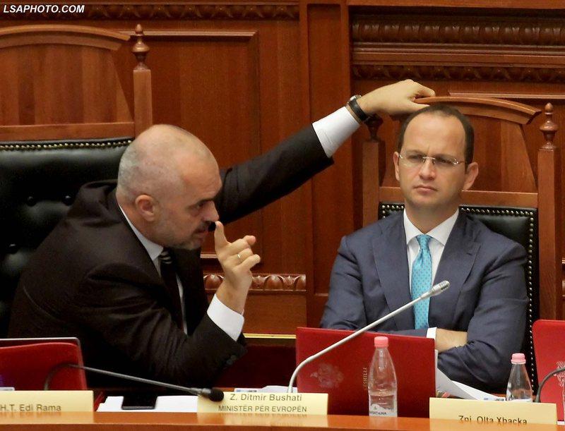 Deputeti jep paralajmërimin e frikshëm: Ditmir Bushati të