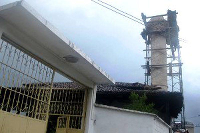 Elbasan, drejt përfundimit rikonstruksioni i Xhamisë Mbret