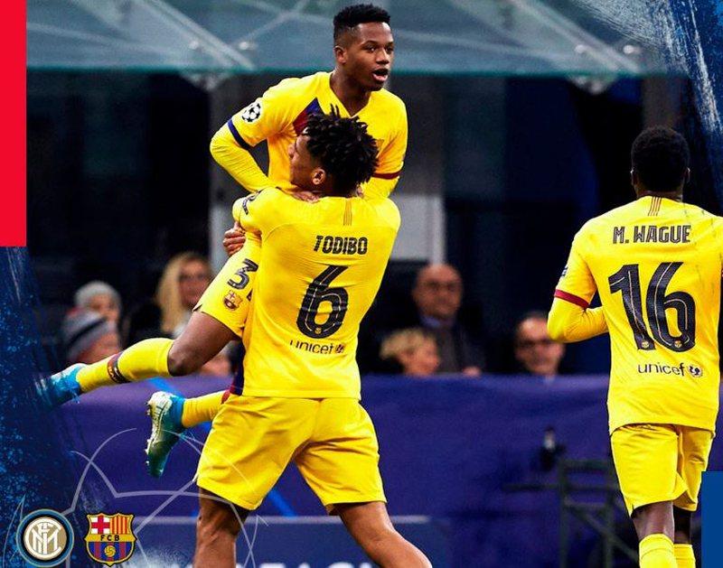 Barcelona me ekipin e dytë i shuan çdo shpresë Interit për