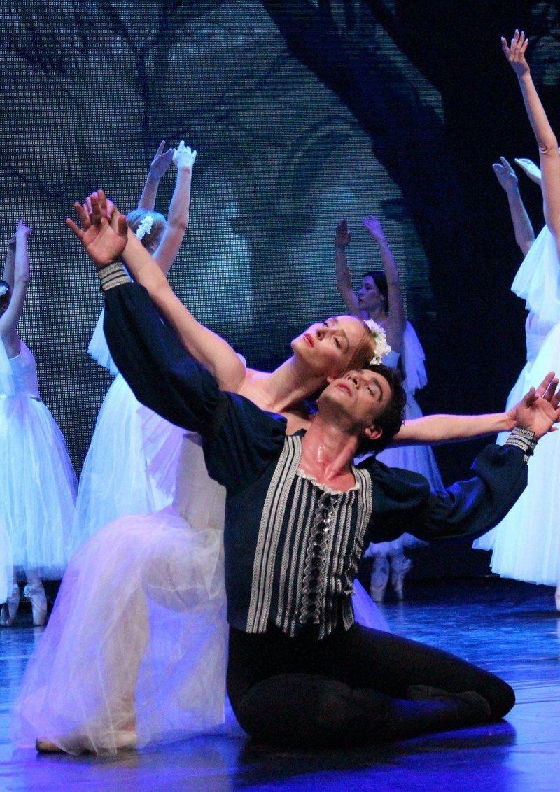 """""""Zhizel"""", vepra e fondit të artë të baleteve"""