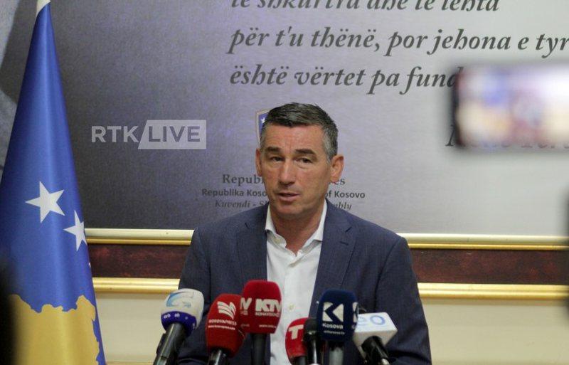 Veseli: Lisa Serbe nuk mund të shantazhojë as PDK, as koalicionin