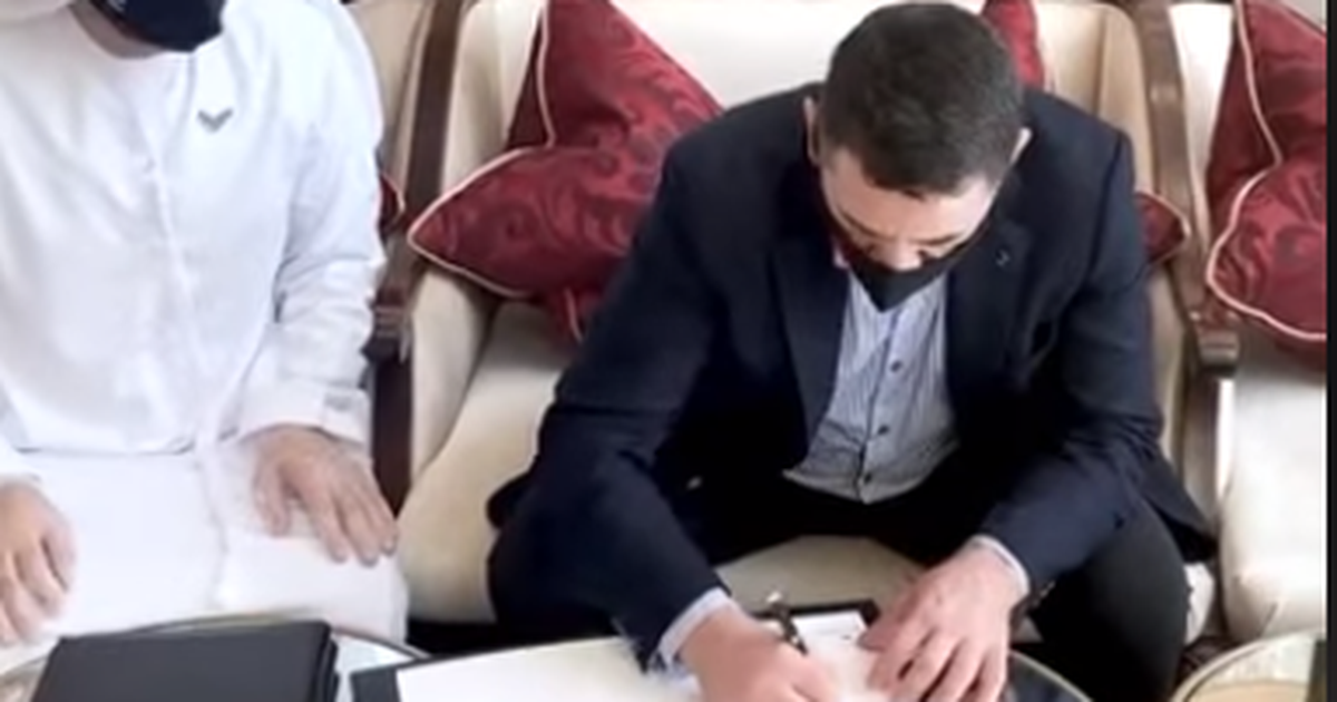 Went to Dubai with Prime Minister Rama, Minister Ahmetaj signed the important agreement (VIDEO) - Politike