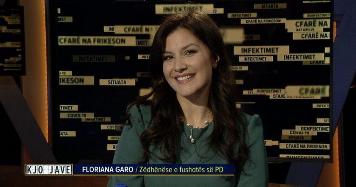 Kush ua bëri ftesën për t'iu bashkuar PD-së? Floriana Garo e zbulon për  herë të parë dhe ka një mesazh për Ramën - Politike