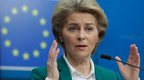 Thellohet konfikti në BE, Presidentja Von der Leyen mbështet Merkel,