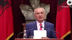 Pas takimit me ambasadoren, Ilir Meta del në konferencë për shtyp