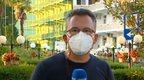 'Pacientët nuk ushqehen dhe as higjenizohen' gazetari plas