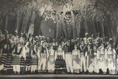 """Vepra """"Agimi"""", opereta e parë shqiptare në skenë"""