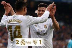 """Reali i Madridit """"heq qafe"""" Seviljen, kap përkohësisht"""