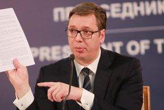 Vuçiç: I lumtur për linjën ajrore