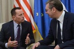 Vuçiç: E vlerësoj energjinë e Grenell, por me