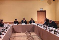 Ambasadorët e huaj takim për reformën zgjedhore me Rudina