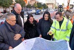 Nis puna për ujësjellësin e ri të Lushnjes, Balluku: