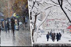 Shtrëngata shiu dhe reshje bore, mësoni si parashikohet të